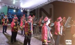 1º Encontro de Bandas aconteceu neste sábado (23) em Dois Irmãos do Buriti.