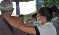 Convocação de mutirão vacinas contra a Covid-19