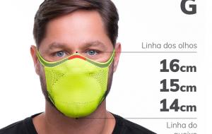 Cuidados devem ser tomados para que a proteção da máscara seja eficiente