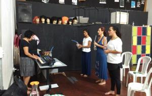Cia. de teatro de Uberlândia dá continuidade a atividades online com a realização do projeto Grupontapé Convida