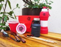 Surge a primeira linha de produtos sustentáveis personalizados do Flamengo