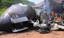 Venezuela diz que destruiu avião 'com siglas americanas' usado para narcotráfico