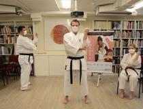 Projeto de artes marciais propõe atividades online para inclusão de pessoas com deficiência