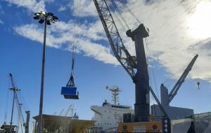 Infraestrutura portuária contribui para redução de custos na importação de fertilizantes em Paranaguá