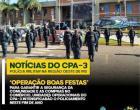 """Estado de MS, a Policia Militar desenvolverá nesse fim de ano a chamada """"Operação Boas Festas"""""""
