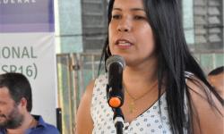 Vereadora Roseli - Representante do Assentamento Marcos Freire