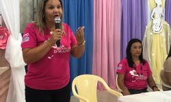 Elaine Saraiva - Dia Internacional da Mulher - 2020