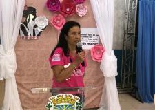 Coordenadora de Mulher Maria Regina Nogueira . Dia Internacional da Mulher - 2020