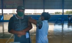Convocação de mutirão vacinas contra a Covid-19.Dois Irmão do Buriti
