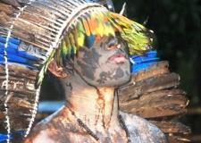 19 de Abril dia do Povo Indígena - Dois Irmãos do Buriti - MS- Brasil - Terena
