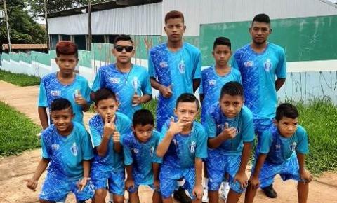 Dois Irmãos do Buriti representado na Copa São Paulo de Futebol.