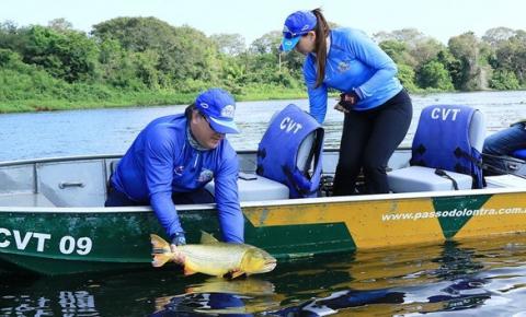 Trade turístico de Corumbá vai incentivar pesca esportiva com cota zero