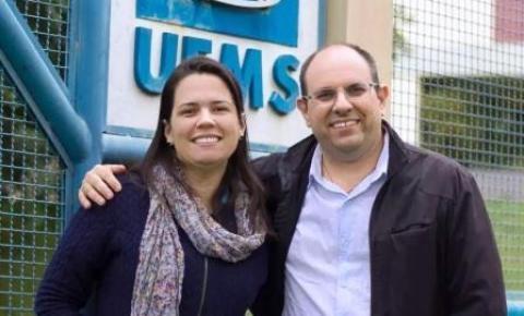 Turine e Camila apresentam estratégia para UFMS cada vez mais forte