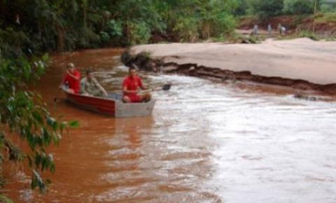 Encontrado corpo de homem que desapareceu no rio Anhanduí em Sidrolândia