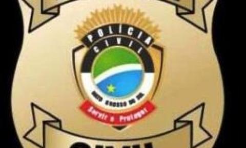POLICIA CIVIL PRENDE EM FLAGRANTE AUTOR DE AMEAÇA, DANO E VIAS DE FATO, NO AMBITO DE VIOLENCIA DOMÉSTICA