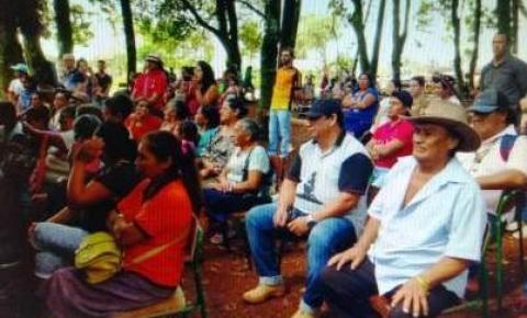 Povo Kaingang conquista importante vitória no STF