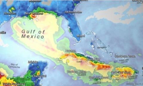 Veja imagens do furacão Laura após tocar o solo nos EUA