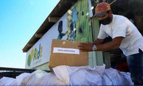 Governo conclui entrega de 400 mil máscaras e 80 mil cobertores para os municípios de MS