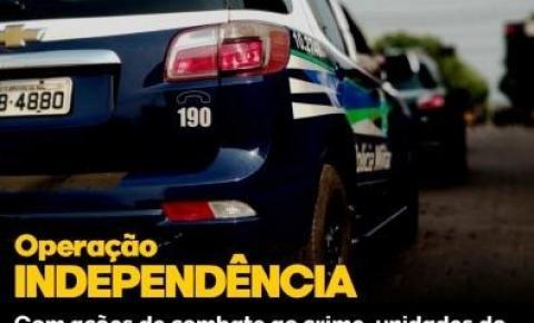"""""""Operação Independência"""","""