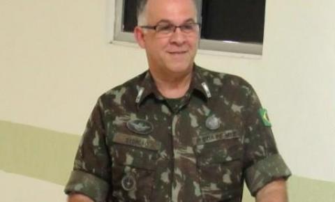 Chefe de inteligência do Exército, general Sydrião morre de Covid-19