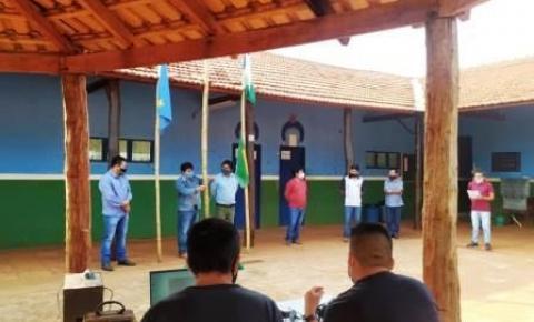 Escola Polo Indígena lembra a luta dos povos para real independência
