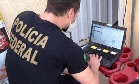 PF prende suspeito de participar de rede de exploração sexual infantil em SP