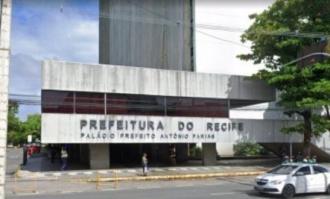 Prefeitura de Recife é alvo de operação da Polícia Federal