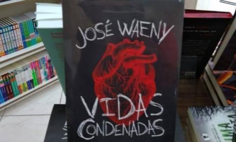 Livro 'Vidas Condenadas', de José Waeny, é marcado por ação e mistério