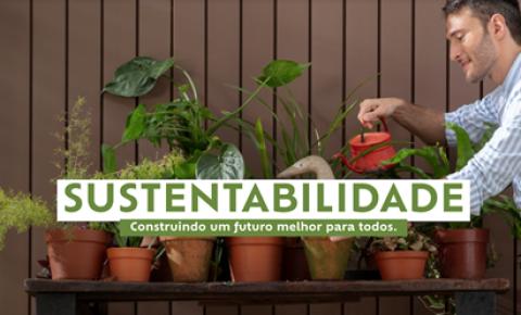 Suvinil lança plataforma online com suas iniciativas de sustentabilidade