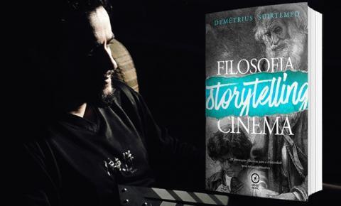 Cineasta lança livro sobre filosofia em São Paulo