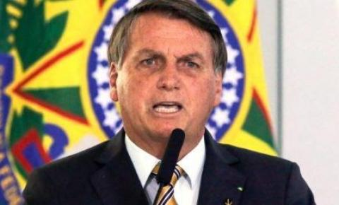 'Parabéns a vocês que não se mostraram frouxos', diz Bolsonaro citando covid-19