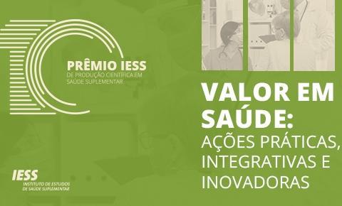 IESS debate iniciativas que trazem valor ao paciente e ao sistema de saúde