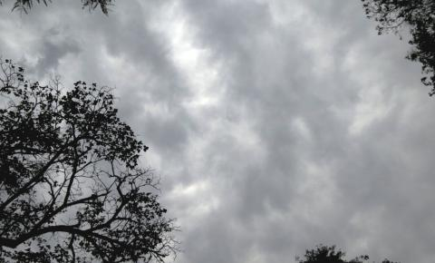 Com máxima de 32°C chuvas continuam nesta terça-feira em MS