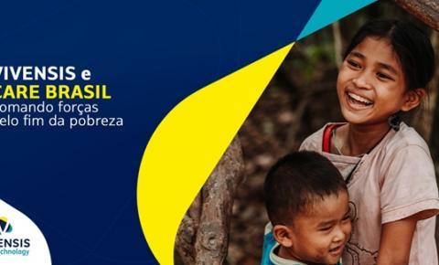 VIVENSIS lança um novo conceito para tecnologia via satélite e se une à Brasil Care no combate à pobreza