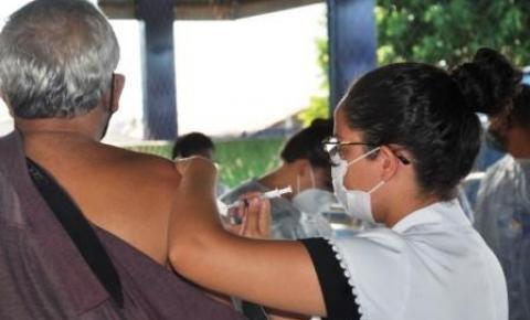 Vacina do COVID -19 será Sábado em Dois Irmãos do Buriti
