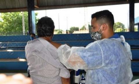 Vacina do COVID -19 será terça-feira em Dois Irmãos do Buriti