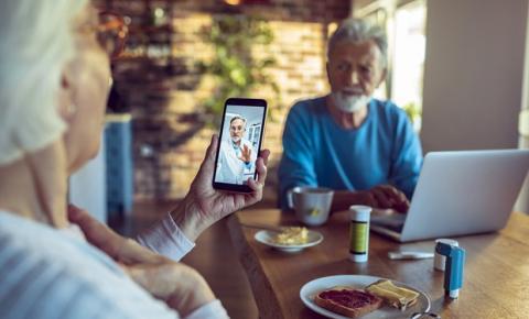 Consultas por telemedicina aumentam e se tornam aliadas de médicos e pacientes