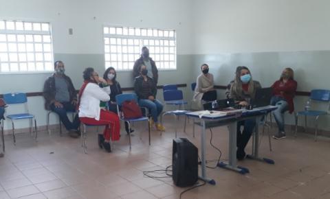 Palestras sobre o Plano de Bio Segurança nas Escolas da Rede Municipal de Ensino