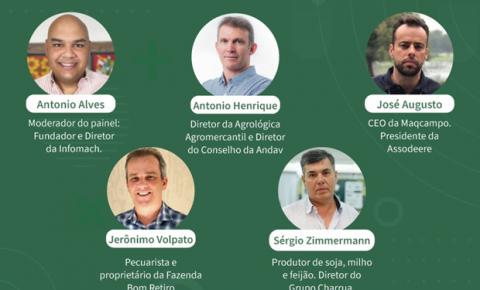 """Conferência traz o tema """"O Agro brasileiro não é o vilão, é a oportunidade"""