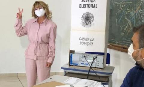 Vanda Camilo toma posse da prefeitura de Sidrolândia na manhã desta sexta-feira