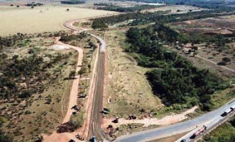 Governo investe R$ 5,8 milhões na pavimentação da MS-455, criando novo acesso a Capão Seco