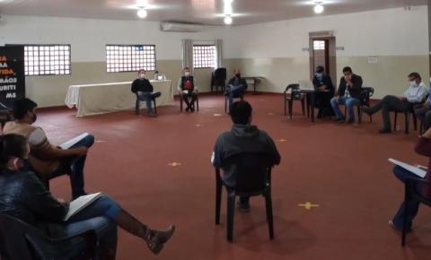 Prefeitura Municipal de Dois Irmãos do Buriti realizou  Elaboração do Plano Plurianual PPP