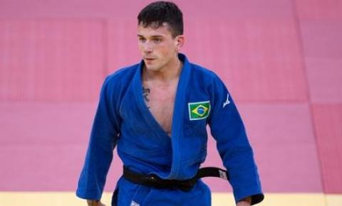 Daniel Cargnin vence Covid-19, supera israelense e leva bronze no judô