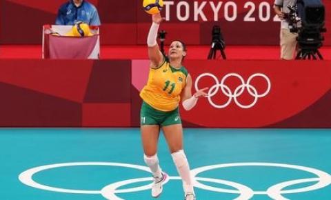 Tandara é suspensa por potencial violação antidoping e está fora das Olimpíadas