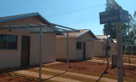 Em Dois Irmãos do Buriti, Agehab entrega nesta terça-feira 20 casas pelo Programa FGTS Subsidiado